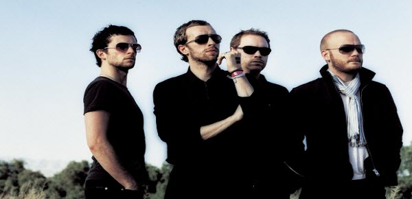 Os Coldplay estão a trabalhar num novo album