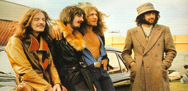 Led Zeppelin homenageados por Barack Obama