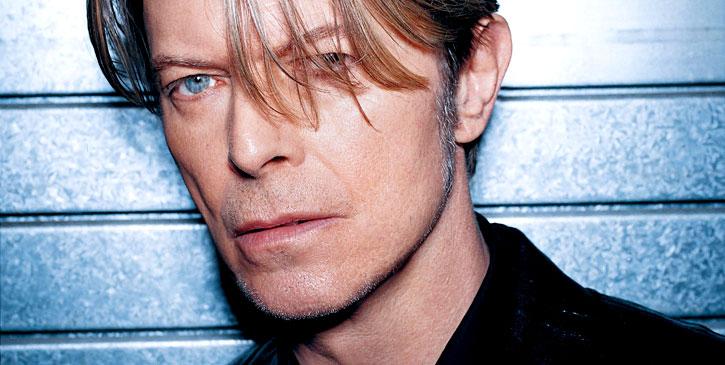 David Bowie lança um single e um album