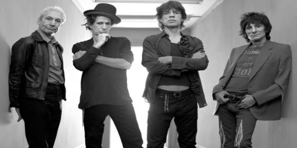"""Os Rolling Stones anunciam Tour 2019 """"No Filter"""" nos U.S. stadiums"""