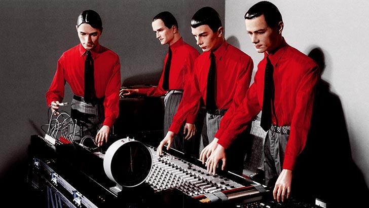 Kraftwerk de volta ao palco em Portugal no Festival Neopop