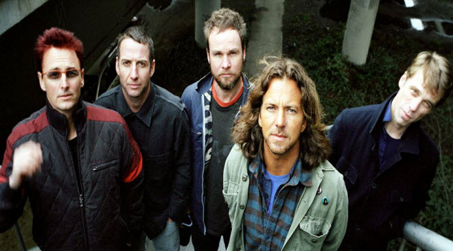 "Pearl Jam : ouvir o primeiro single do novo álbum intitulado ""Gigaton"""
