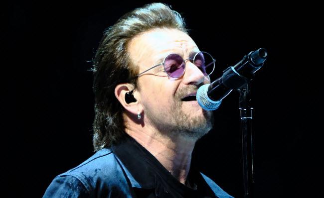 Os fãs do enorme grupo do U2 têm algo com que se preocupar?