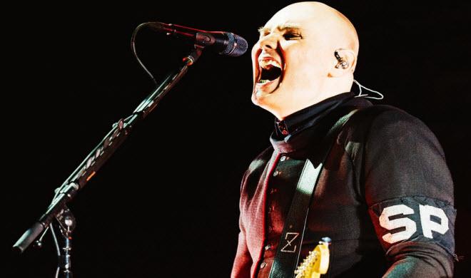 Smashing Pumpkins : já escreveram mais de 20 canções para o novo álbum