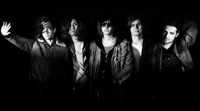 A banda The Strokes estará presente no NOS Alive 2020
