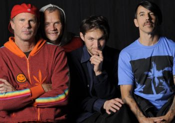 Red Hot Chili Peppers vendem o seu catálogo de músicas à Hipgnosis